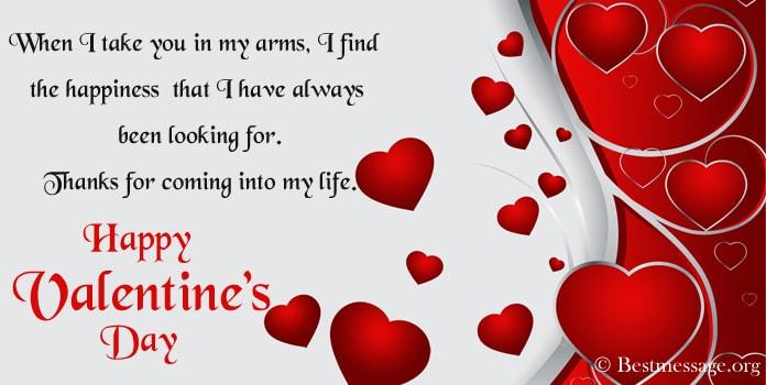Romantic Valentine Messages